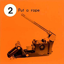 2. Put a rope
